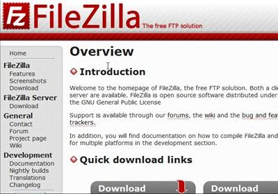 Filezilla-FTP-Tutorial